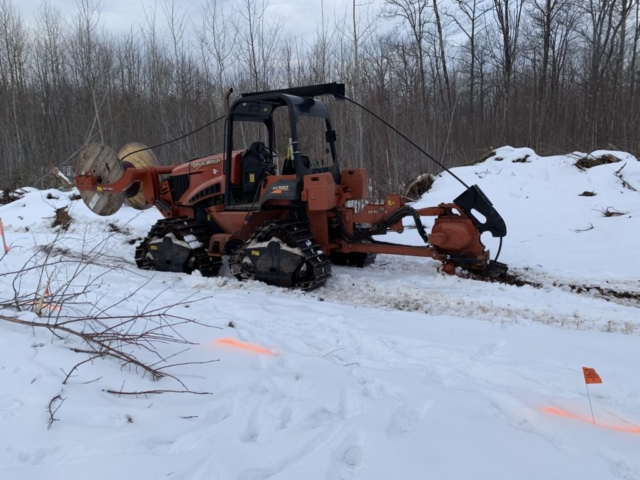 Cable Trenching
